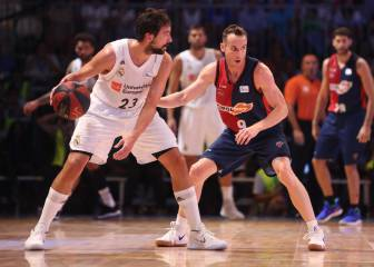 Resumen del Madrid-Baskonia, SuperCopa ACB Endesa: el Real Madrid de Llull sigue ganando