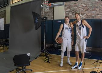 Dallas Mavericks: del reino de Nowitzki a la era Smith Jr-Doncic