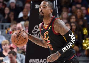 JR Smith se tatúa la marca 'Supreme' y la NBA se lo censura