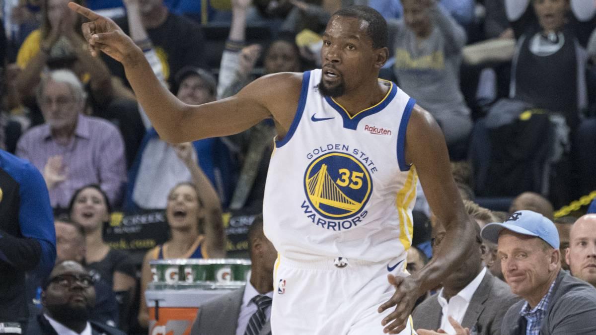 98c4db26c00 En los Warriors se preparan para la salida de Kevin Durant