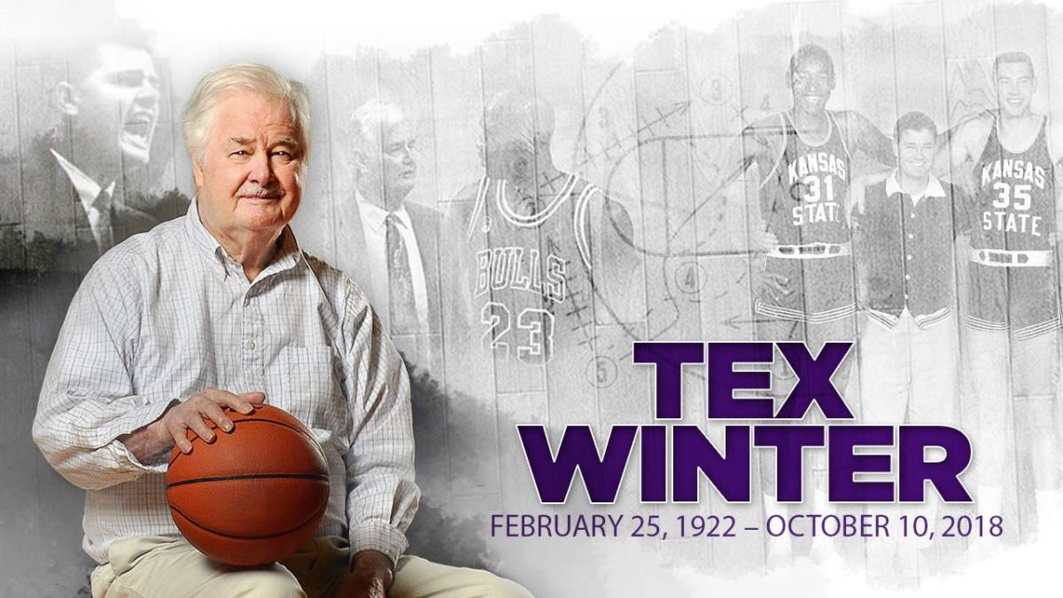 Fallece Tex Winter, leyenda de la NBA y mentor de Phil Jackson