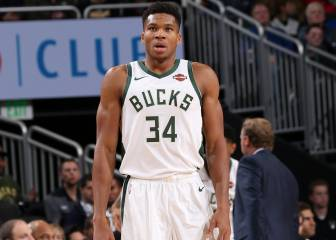 Antetokounmpo fascina al final de la pretemporada: 25 minutos para un triple-doble salvaje