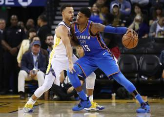 Resumen del Warriors-Thunder, NBA 2018: GS sigue celebrando