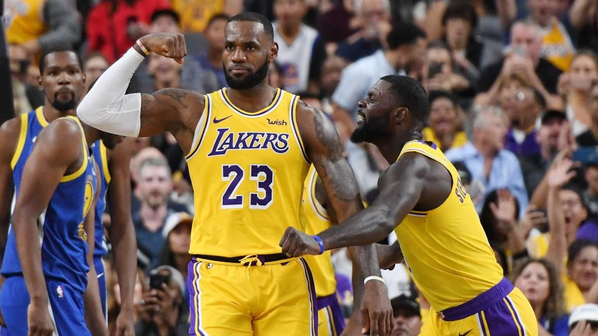 Partidos De NBA Hoy Jueves 18 De Octubre: Horarios Y TV