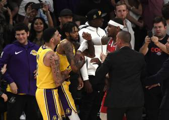 Brandon Ingram recibe el mayor castigo por la pelea del Staples