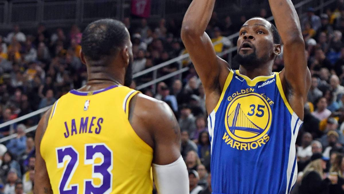 揭秘 | 詹姆斯無緣季後賽真相,是「西強東弱」和杜蘭特惹的禍?-Haters-黑特籃球NBA新聞影音圖片分享社區