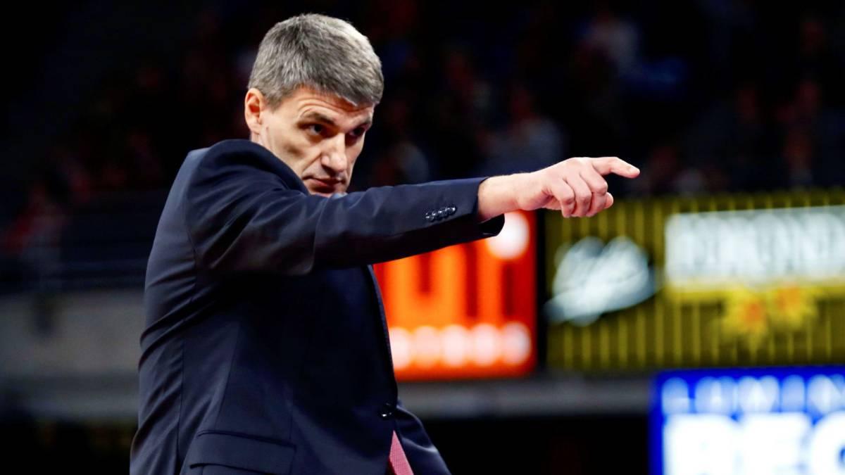 """Perasovic: """"El equipo debe dar un salto de agresividad"""" - AS.com"""