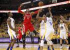 Dwight Howard: 'Me estaba pensando ir a los Warriors...'