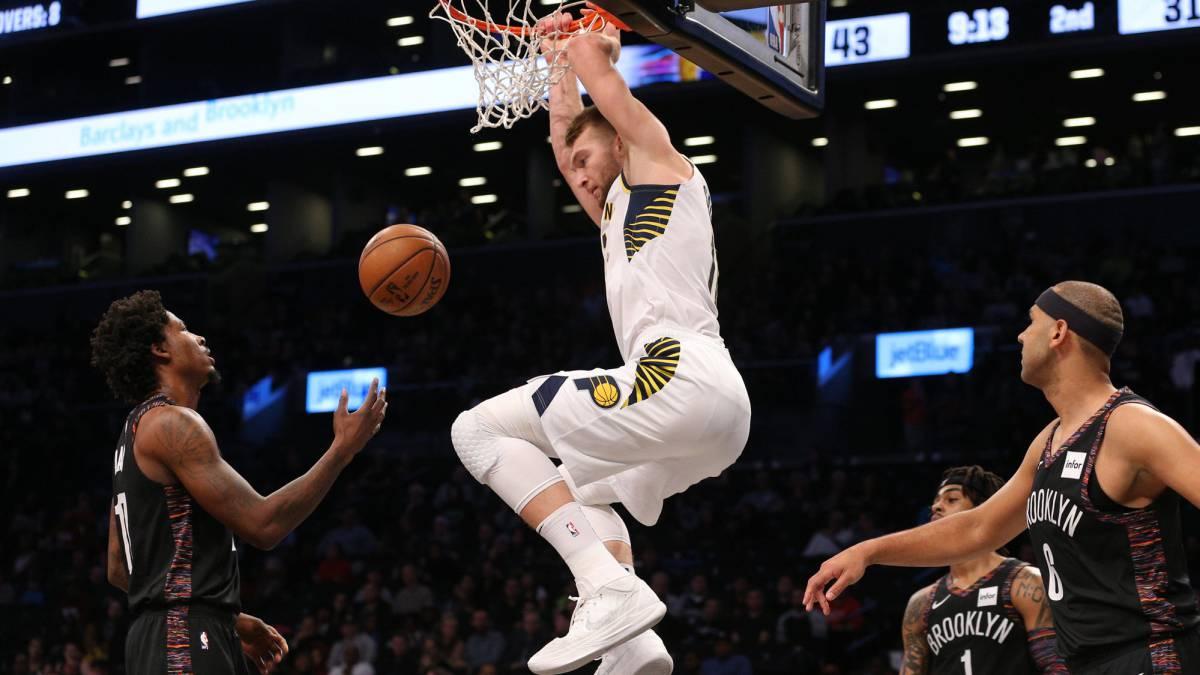 Domantas: el hijo de Sabonis ya apunta a estrella de la NBA