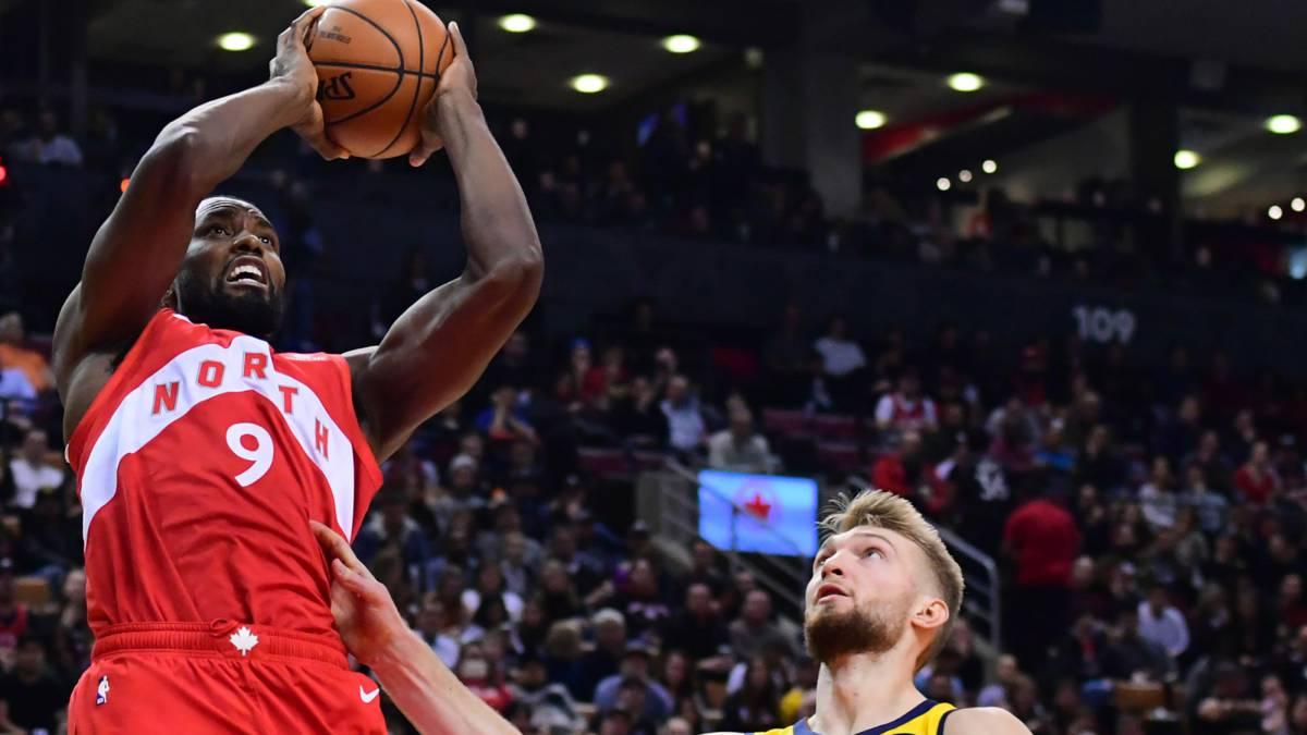 Los Raptors imponen su ley: tras los Bucks, tumban a los Pacers