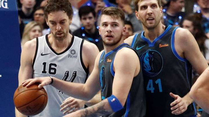 Doncic iguala a Curry pero los Mavericks se alejan de playoffs