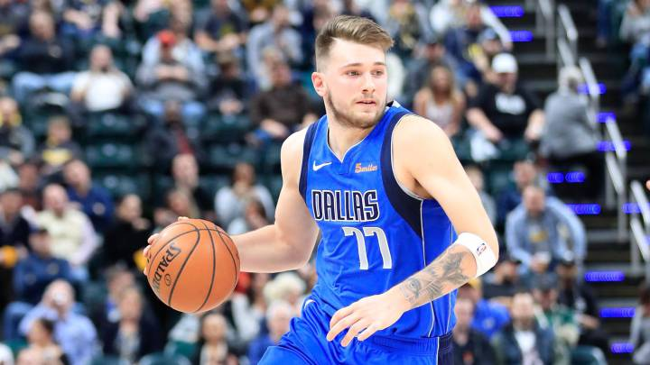 Resumen del Bucks-Mavericks, NBA 2018/19 (116-106): Primer triple doble de Doncic en la NBA