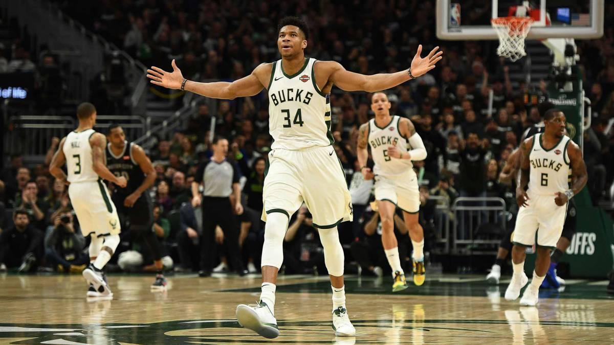 Los Bucks sacaron de la pista a unos Pistons sin Blake Griffin
