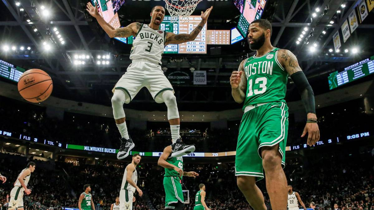 Unos Bucks enormes mandan de vacaciones a los Celtics (4-1)