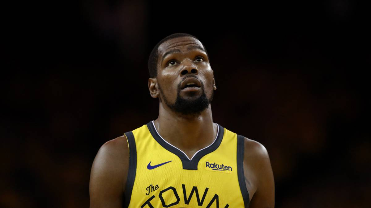Kevin Durant, Golden State Warriors, NBA