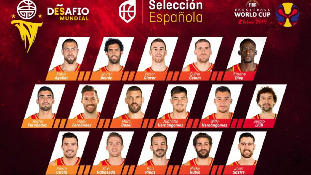 Mundial de Baloncesto 2019 1562663794_982782_1562663868_noticia_normal