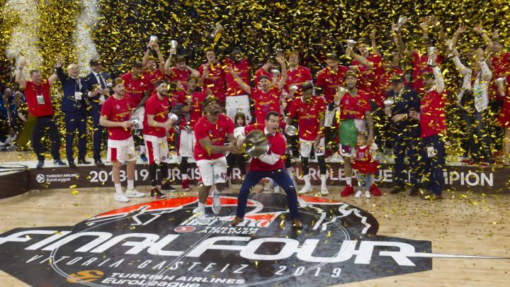 Acb Calendario 2020.Euroliga La Acb Pierde Su Plaza Por Meritos Deportivos En