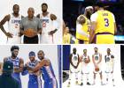 Clippers, Lakers, Sixers, ¿Warriors? Una nueva NBA con, ¡nueve aspirantes al anillo!