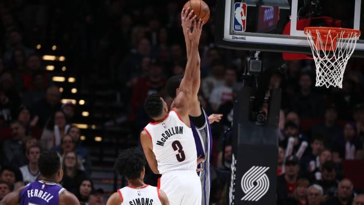 Los Blazers de Carmelo ya ven la luz de los playoffs al fondo