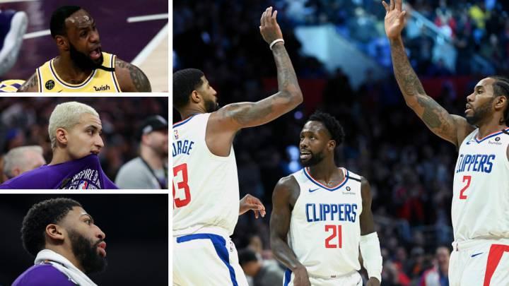 Ganadores y perdedores con el cierre de mercado de la NBA