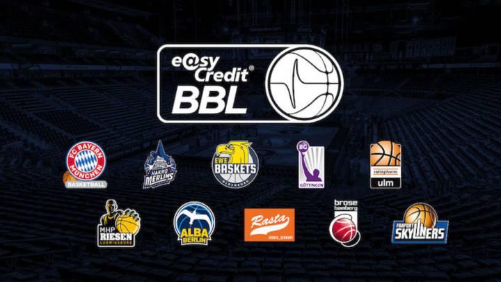 Alemania da luz verde a la fase final de la Liga de baloncesto