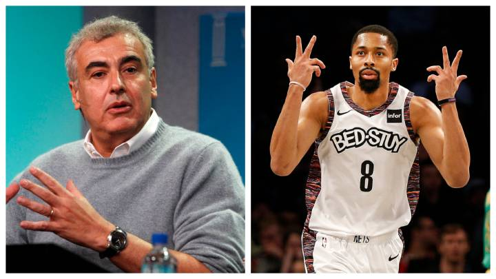 Marc Lasry y Spencer Dinwiddie