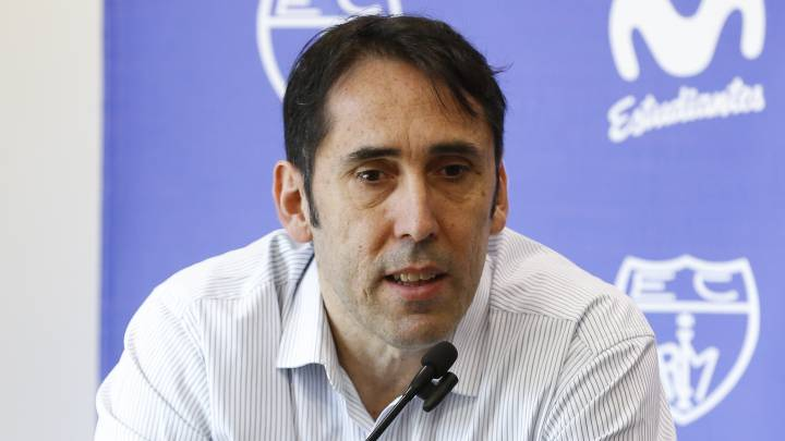 Willy Villar, exdirector deportivo del Movistar Estudiantes.