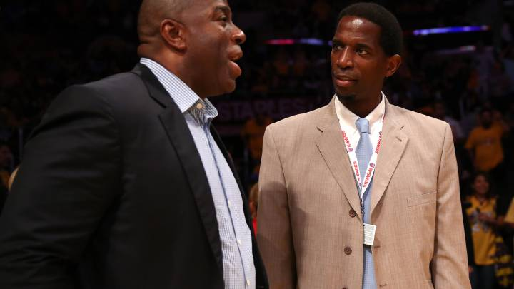 ¿Qué fue de AC Green? El 'virgen de hierro' que batió récords en los Lakers de Magic Johnson