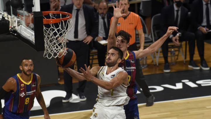 Resumen y resultado del Real Madrid - Barcelona: Supercopa Endesa 2020 -  AS.com