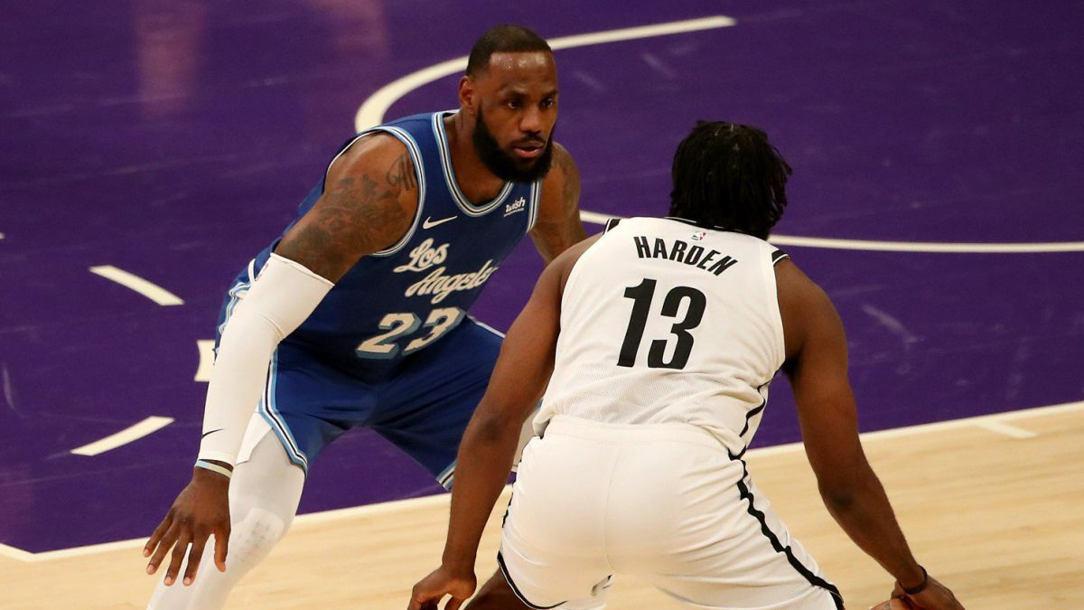Nets send notice to NBA: Lakers Review
