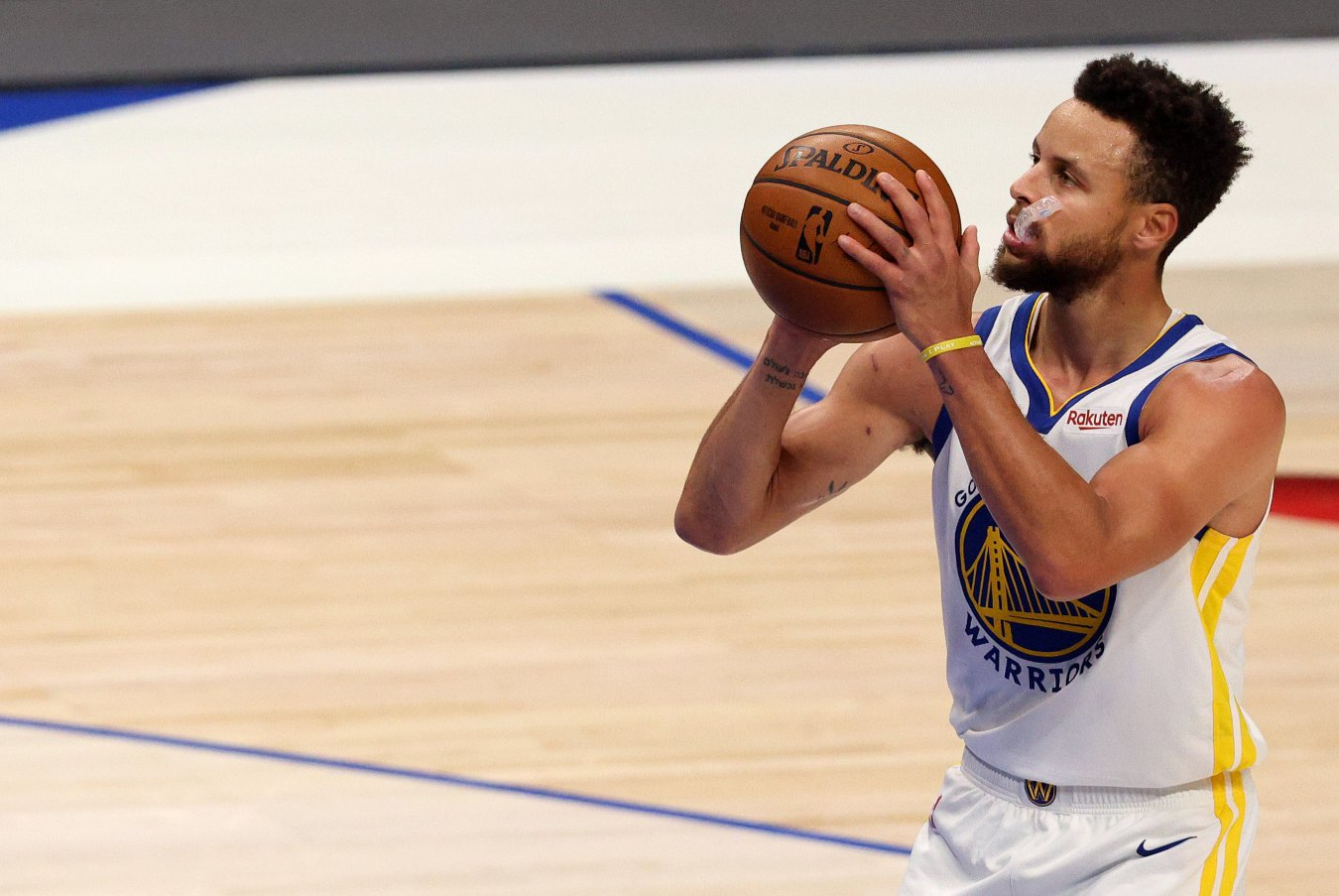 Stephen Curry (base, Golden State Warriors)
