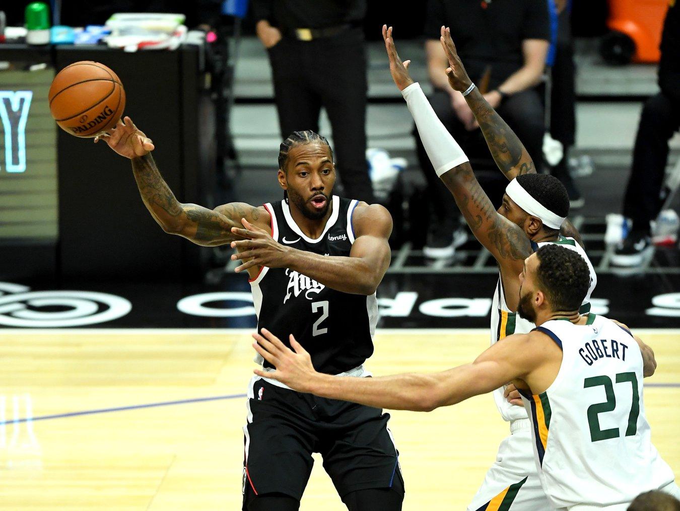 Kawhi Leonard (alero, Los Angeles Clippers)