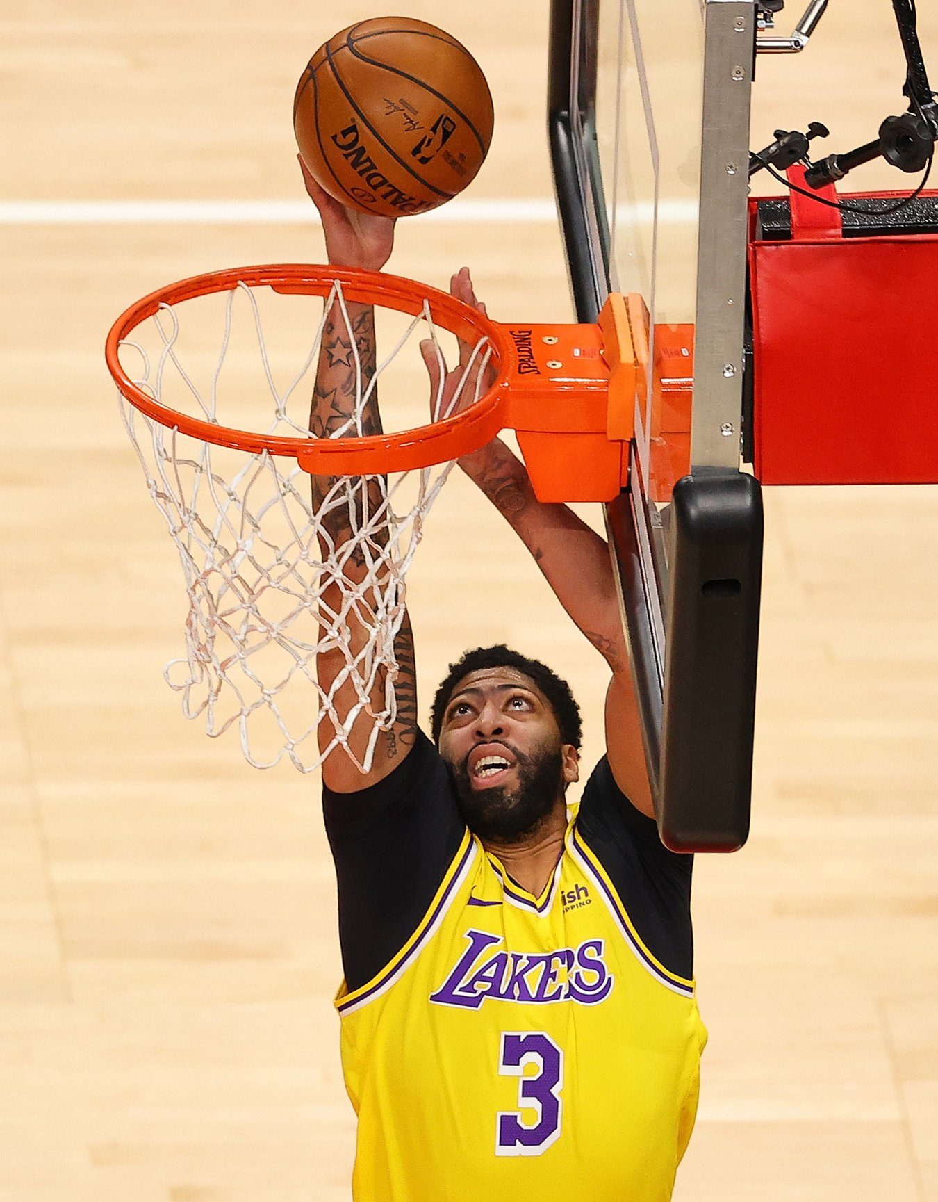 Anthony Davis (ala-pívot, Los Angeles Lakers)