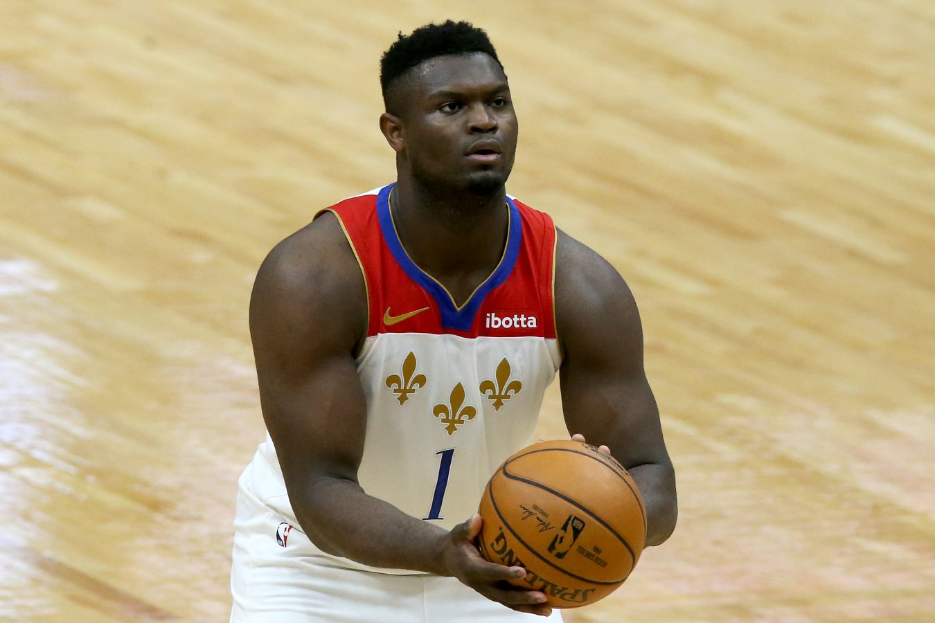 Zion Williamson (ala-pívot, New Orleans Pelicans)