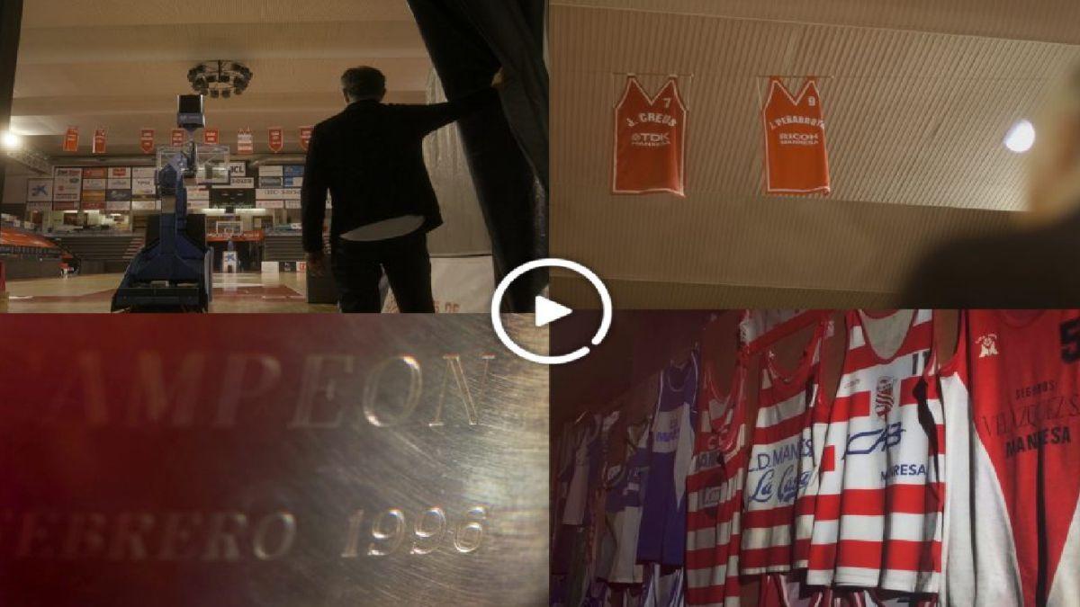 Movistar+ estrena un documental de los que ponen la piel de gallina: la Copa del Manresa