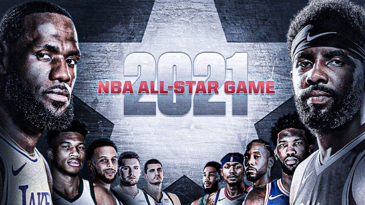 LeBron vuelve a confiar en Doncic para el All Star Game