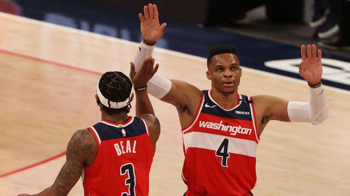 Beal y Westbrook aleccionan a los Clippers y miran a playoffs
