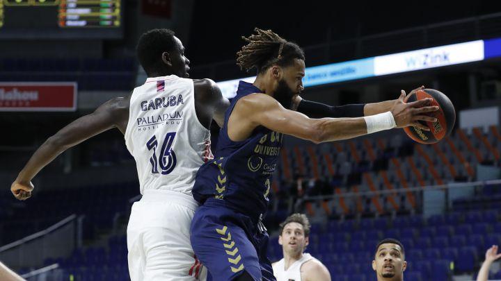 UCAM Murcia - Real Madrid, en directo: Liga ACB 2020-21 en vivo