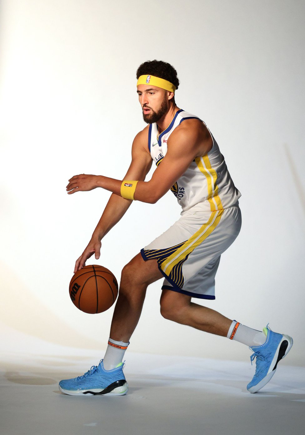 Klay Thompson de los Golden State Warriors.