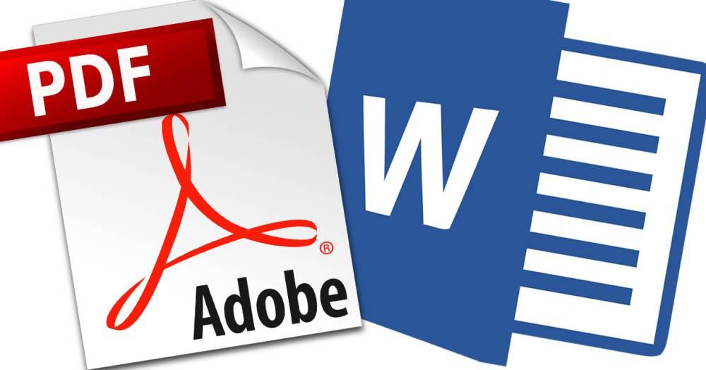 PDF | Cómo convertir un archivo PDF a Word - AS.com