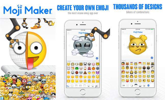 Emoji crea tus propios emoticonos para whatsapp for Crea tu mural disney
