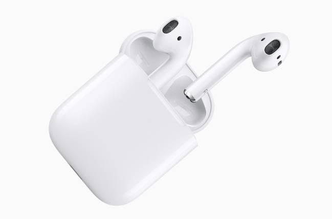 d140703e492 Apple AirPods, los auriculares sin cable para el iPhone 7 - AS.com
