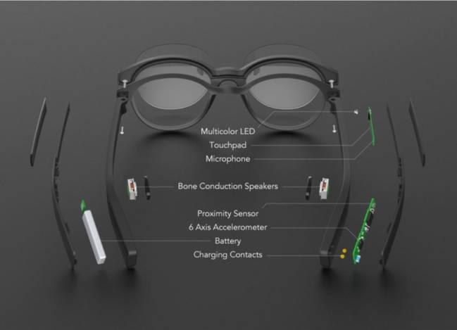 Así son las gafas inteligentes con función \'manos libres\' - AS.com