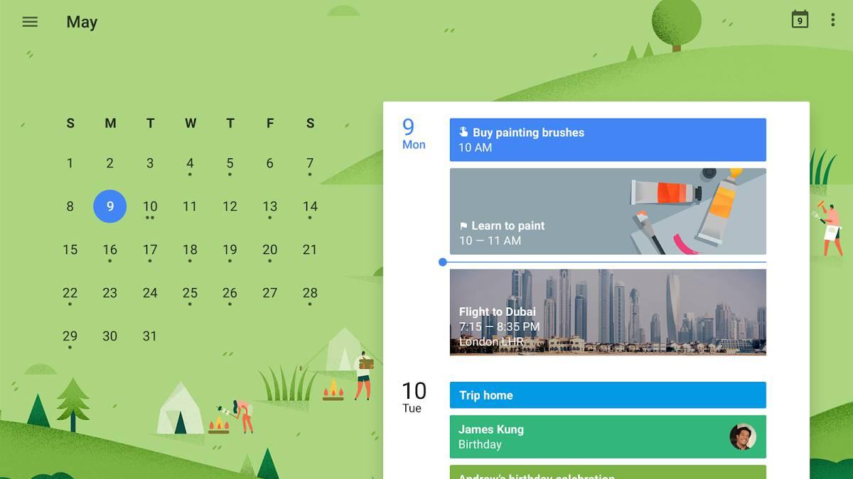 C 243 Mo Ver El Calendario De Google En El Escritorio De Tu Pc
