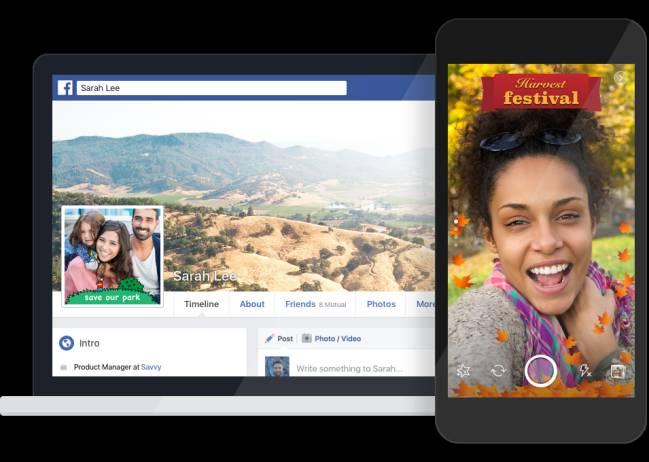 Cómo crear tus propios marcos para fotos y videos en Facebook - AS.com