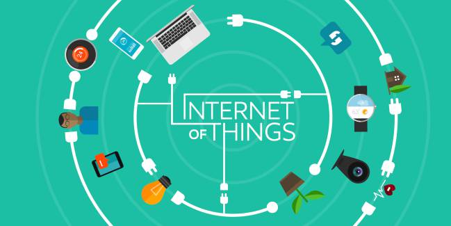El Internet de las Cosas, la conexión de todos los dispositivos a la red global
