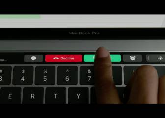 ¿Contará el iPhone 8 con la TouchBar del MacBook Pro?