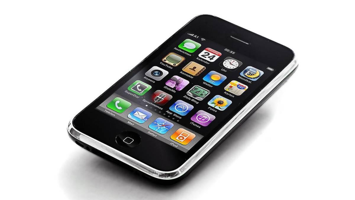 96319dd6c19 Por qué el iPhone siempre ha tenido un sólo botón frontal? - AS.com