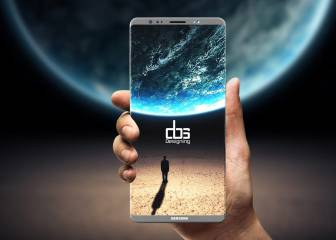 Vídeo del posible diseño definitivo del Samsung Galaxy Note 8