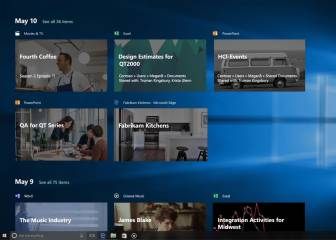 La función Timeline de Windows 10 no llegará con la Fall Creators Update